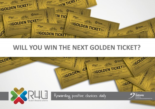 R4U Will you win the next golden ticket