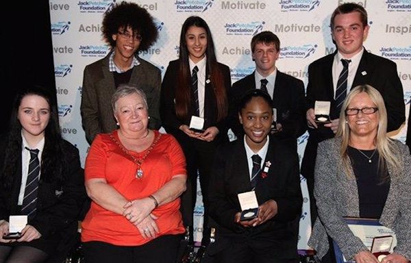 Jack Petchey March 2015