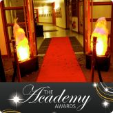 Sparkling Awards at the Academy...