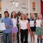 Improved GCSE results at the Gateway Academy...