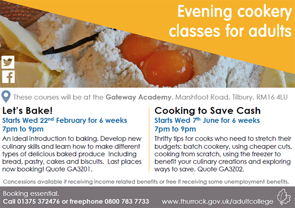 Cooking Classes GA