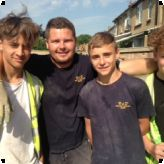 Work Experience success for Gateway Academy students...