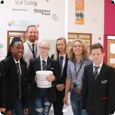 Jeans for Genes at the Gateway Academy...