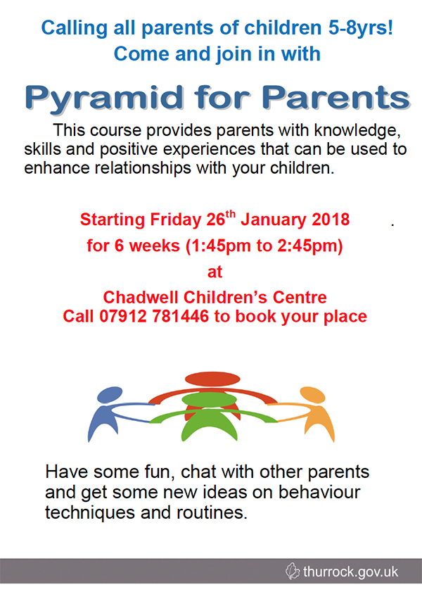 Pyramid for Parents