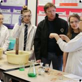 Students enjoy British Science Week...
