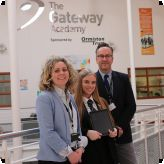 A* for Attendance at the Gateway Academy...