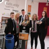 The Big Battery Hunt comes to a close at the Gateway Academy...