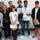 GCSE results at the Gateway Academy