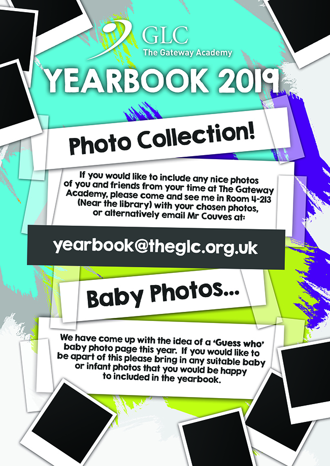 Yearbook Photo Collection 2019