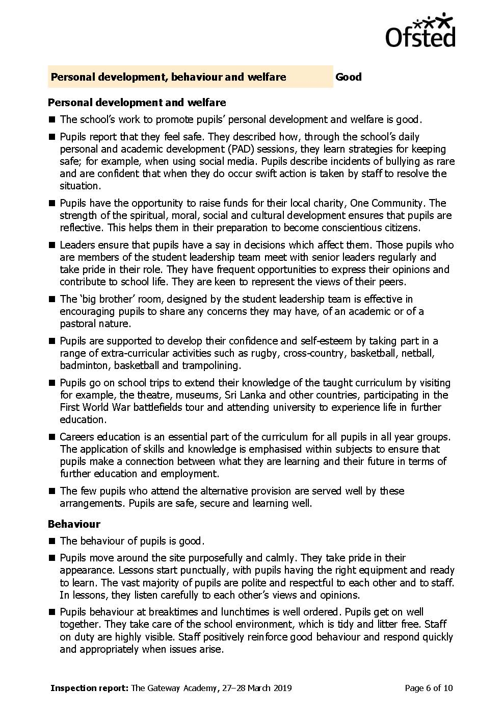 The Gateway Aacdemy Ofsted Report April 2019_Page_06