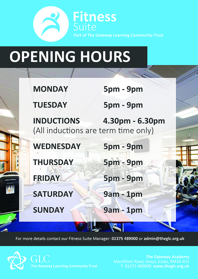 FS Opening Hours (2019)