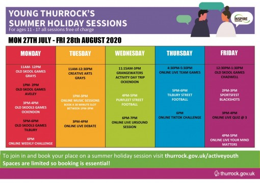 8. Young Thurrock Summer Holiday Sessions 27.07.2020 - 28.08.2020-page-0