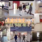 Gateway dances away the Covid-blues and releases its version of viral message of cheer