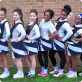 Netball teams raise funds for fabrics