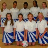 Netball teams reach the giddy heights of success...
