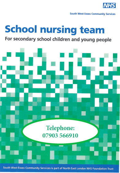 New button school nursing team